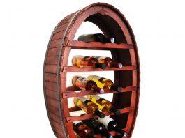 fa bortartó állvány