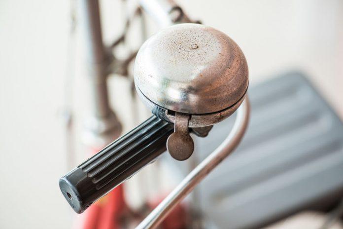 kerékpár csengő