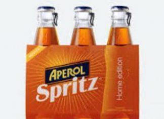 Aperol spritz